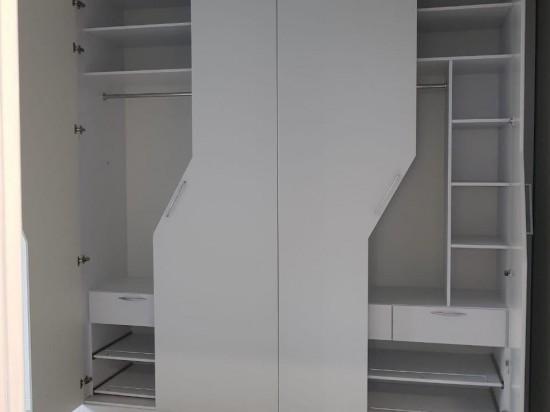 Распашной шкаф 48
