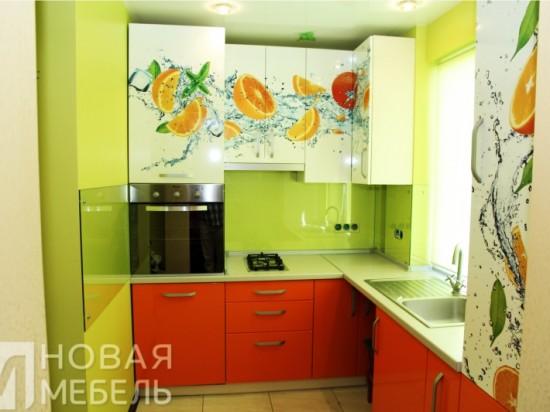 Кухня из эмали 31