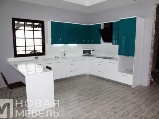 Кухня из эмали 38