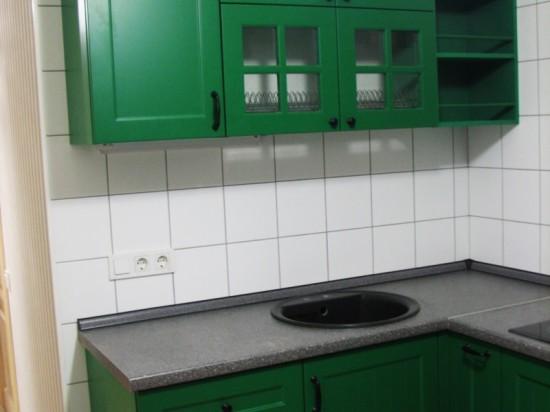 Кухня из эмали 39