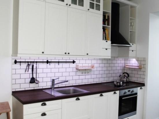 Кухня из эмали 25