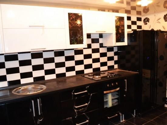 Кухня МДФ 17