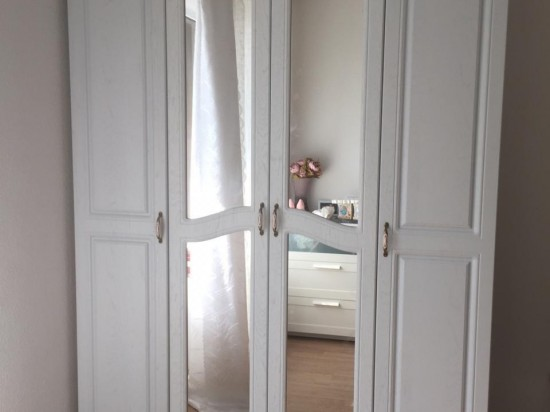 Распашной шкаф 47