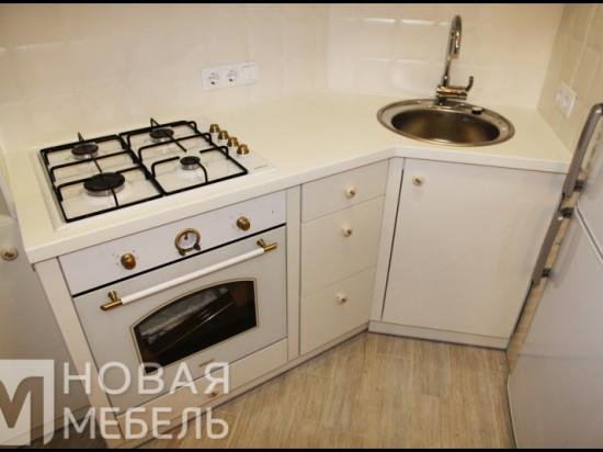 Кухня МДФ 42