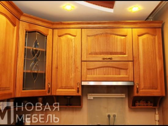 Кухня из массива 18