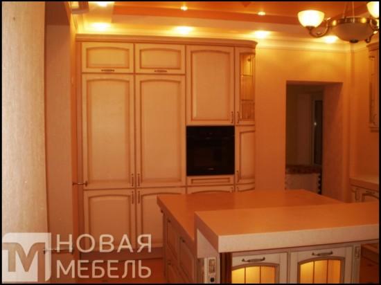Кухня из массива 24