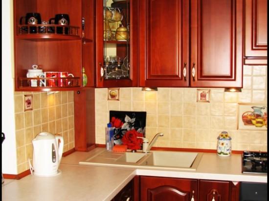 Кухня из массива 26