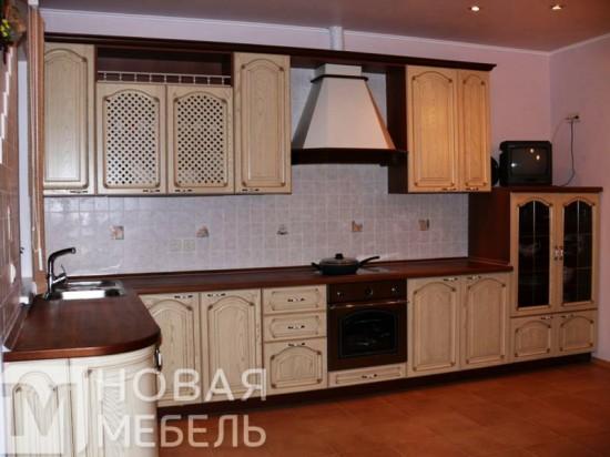 Кухня из массива 28