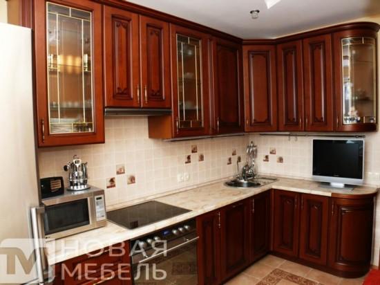 Кухня из массива 29