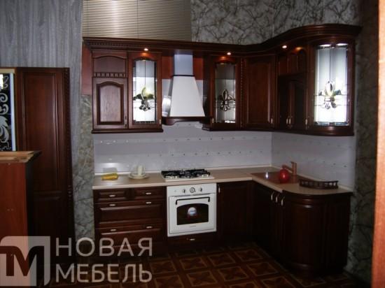 Кухня из массива 32