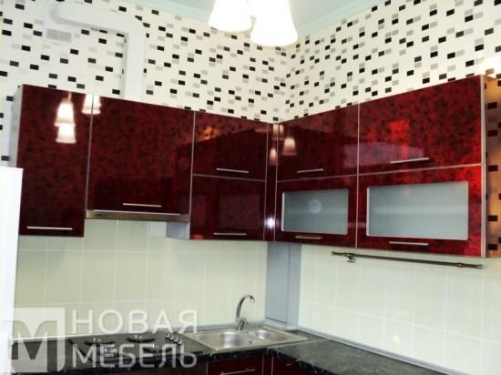 Кухня из пластика 12