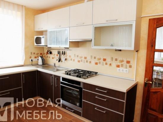 Кухня из пластика 32