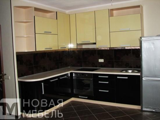 Кухня из пластика 51