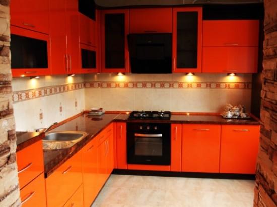 Кухня МДФ 43
