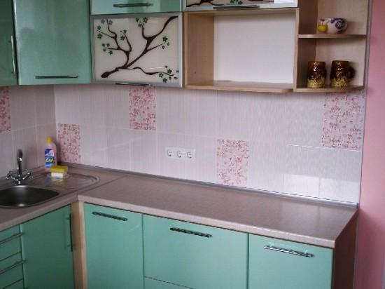 Кухня МДФ 44