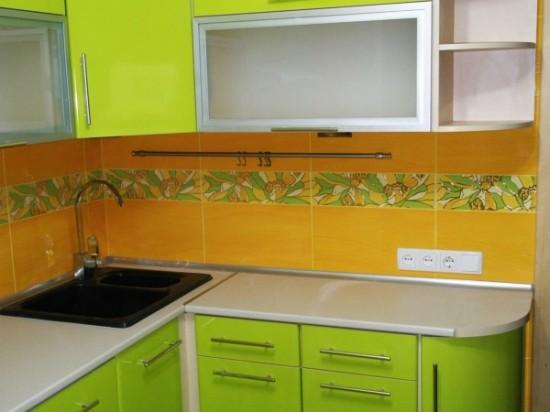 Кухня МДФ 45