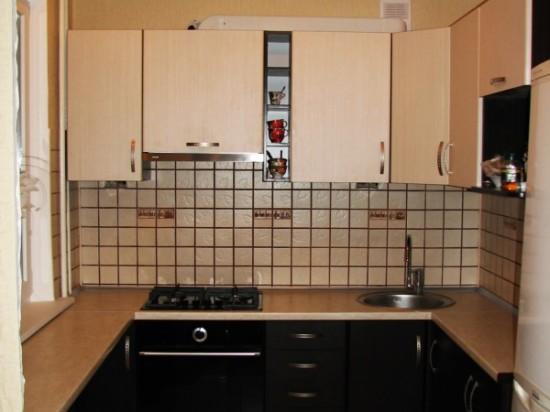 Кухня МДФ 46