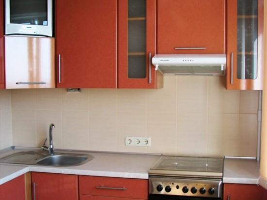 Кухня МДФ 47
