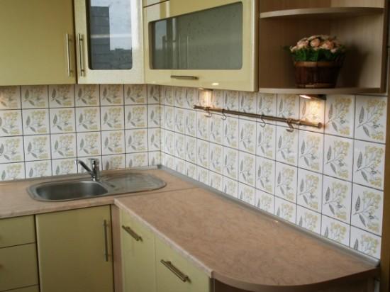 Кухня МДФ 48