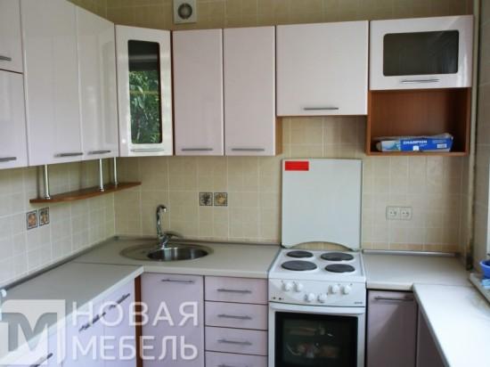 Кухня МДФ 51