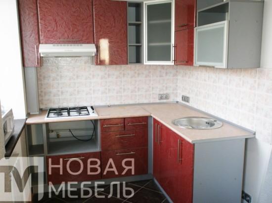 Кухня МДФ 53