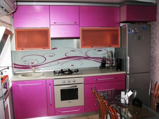 Кухня из эмали 13