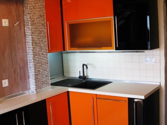 Кухня из эмали 15