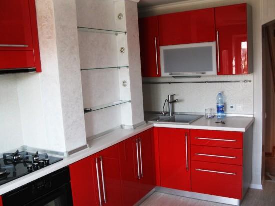 Кухня из эмали 16