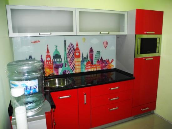 Кухня из эмали 17