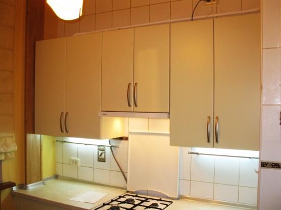 Кухня МДФ 54
