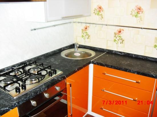 Кухня из эмали 19