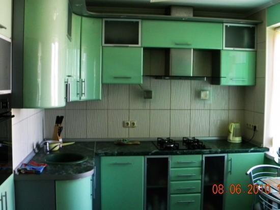 Кухня из эмали 20