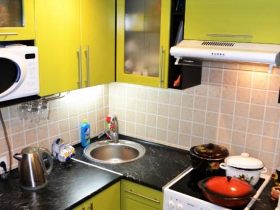 Кухня из эмали 2