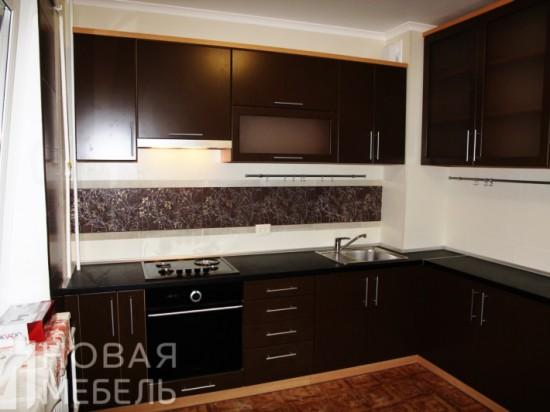 Кухня из эмали 40