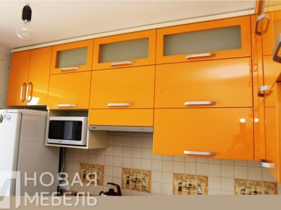 Кухня из эмали 41