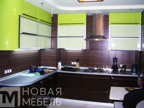 Кухня из эмали 44