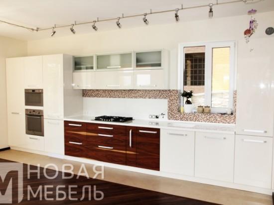 Кухня из эмали 46