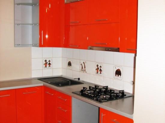 Кухня из эмали 48