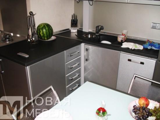 Кухня из эмали 50