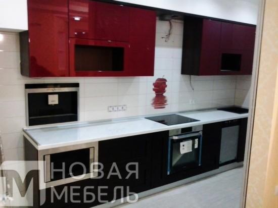 Кухня из эмали 52