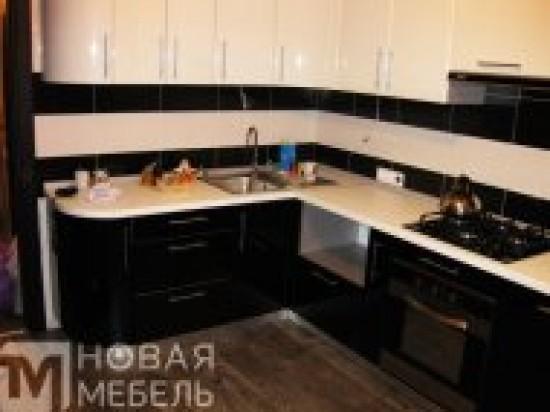 Кухня из эмали 54