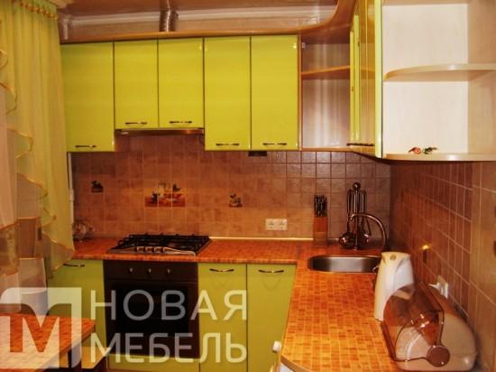 Кухня из эмали 57