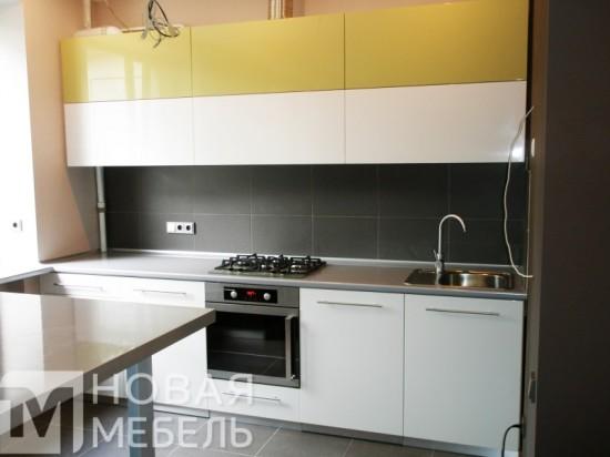 Кухня из эмали 63