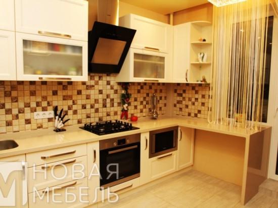 Кухня из эмали 64