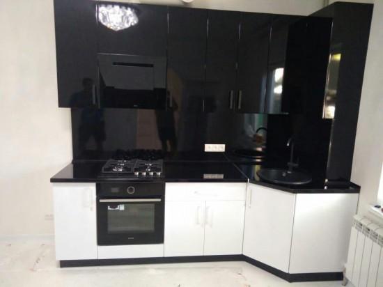 Кухня из эмали 70