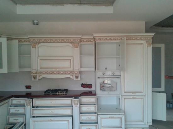 Кухня Патина 75