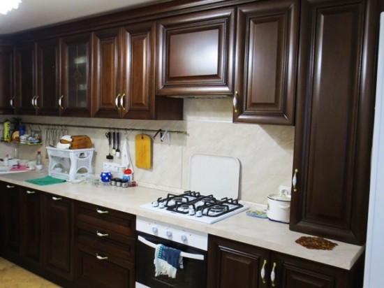 Кухня из массива 41