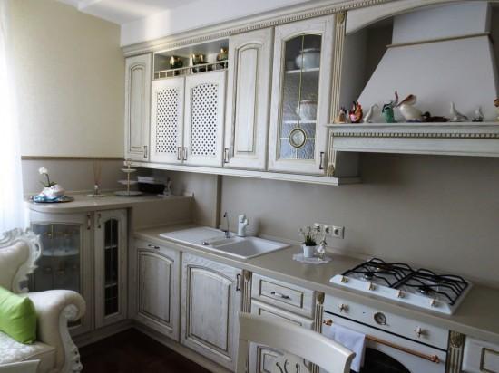 Кухня из массива 42