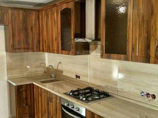 Кухня МДФ 68