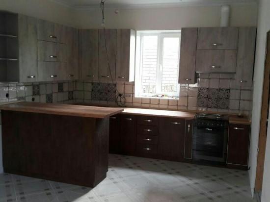 Кухня МДФ 72